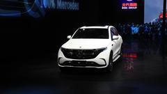 奔驰首款纯电动SUV—EQC 大V怎么评?