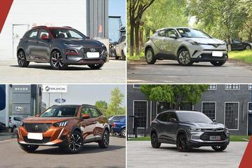 个性出街新潮之选 四款合资紧凑级SUV导购