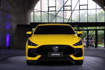 解读上汽名爵全新MG5 将轿跑设计引入主流市场