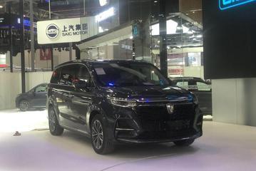 2020北京车展探馆:荣威iMAX8实车曝光