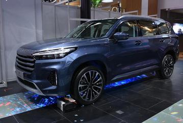 北京车展:星途VX 390T将年底正式上市