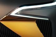 雷诺全新EV概念车预告图