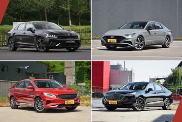 花小钱办大事儿 四款低价位高品质中型车推荐