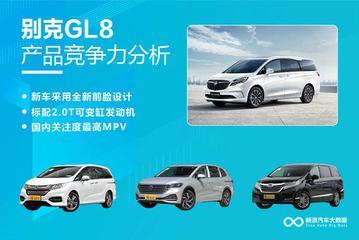 【新浪汽车大数据】上市半年后,别克GL8的市场竞争力如何?