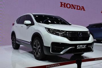 本田CR-V插混版新消息 将明年1月上市