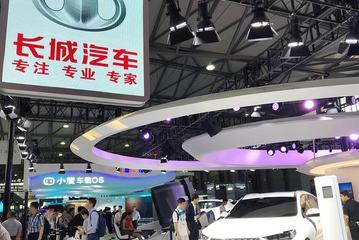 直击广州车展 自主品牌再次向高端化发起冲击