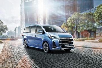 2021款上汽大通MAXUS G20上市 售价18.68万元起