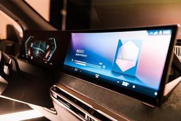 人机交互迎来新的变革 全新宝马iDrive 8解读