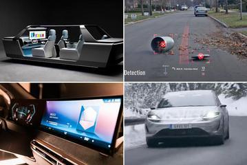 非主流变主流 CES2021汽车黑科技盘点