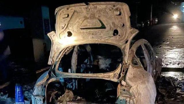 Model 3自燃:车辆未搭载宁德时代电池