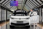 2022年实现8家MEB工厂 大众电动车两年后产量将超百万