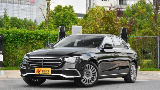 奔驰新款E级上市 售43.99-56.29万元