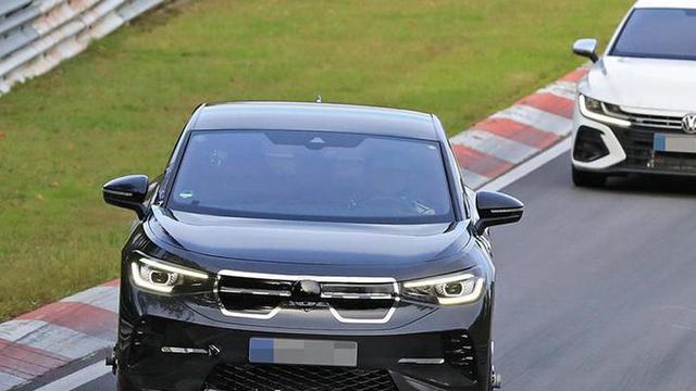 新轿跑SUV来袭 大众上半年将推ID.4GTX