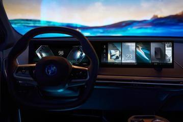 智能与情感的时代:全新BMW iDrive系统正式发布