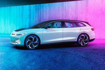 大众Trinity最新预告 颠覆现有所有量产车的设计
