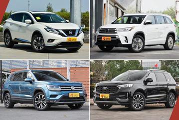 30万可买不了BBA中型SUV 这几款豪华舒适的车型不香吗?