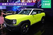 力量美学主义 哈弗硬派SUV X-dog静态解析