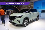 2021上海国际车展:静态解析五菱星辰