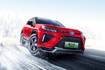 广汽丰田威兰达高性能版正式上市 售价25.88-29.98万元