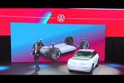 2021慕尼黑车展:2030年欧洲市场70%的大众汽车将是电动车