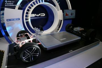 未来还将有3款全新车型 比亚迪e平台 3.0浅析