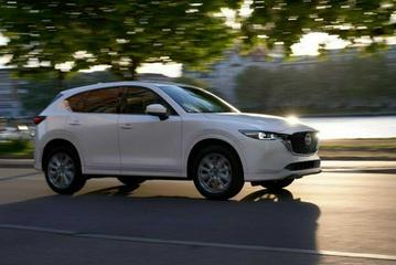 或为下一代CX-5 马自达宣布2022年推出一款后轮直六SUV