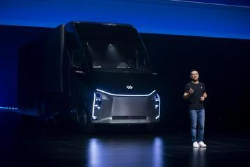 百度入局物流市场 发布DeepWay重卡星途1代 支持L4级自动驾驶