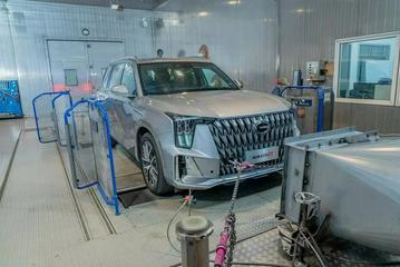 搭丰田混动系统 全新第二代GS8 WLTC/NEDC油耗测试仅5.93L/5.31L