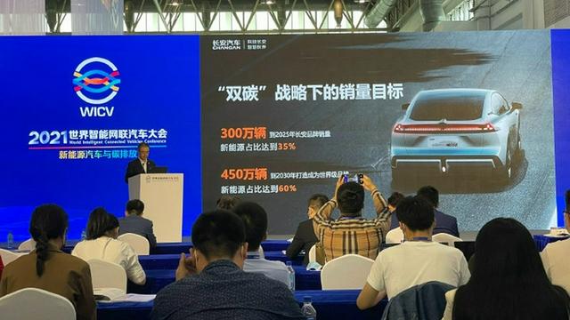 杨大勇预计明年新能源销量可达400万