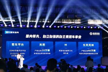 东风M品牌正式官宣 定位高端电动越野品牌