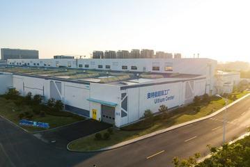 上汽通用汽车奥特能超级工厂竣工投产