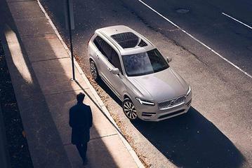 北欧豪华旗舰型SUV 沃尔沃新款XC90焕新上市