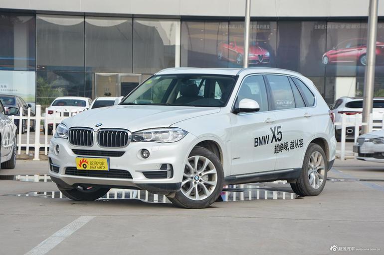 宝马中国下调X5等四款进口车零售价