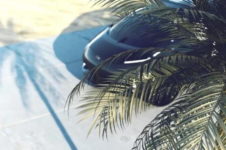 广汽传祺全新概念车预告图发布 北美车展首发