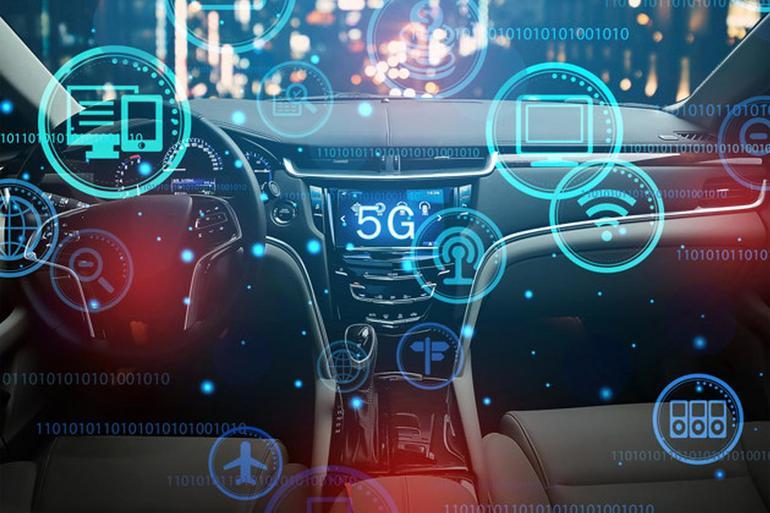 """5G智能网联汽车通信标准将全球统一?专家称应推""""中国方案""""实现抢跑"""