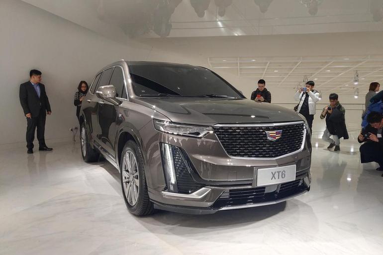 车市黑马凯迪拉克将创新破局 XT6今年7月引入