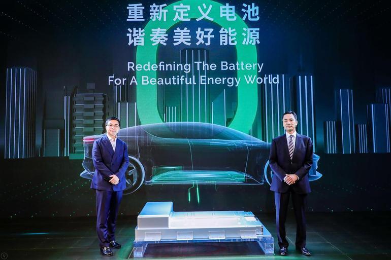 远景AESC发布新一代AIoT动力电池