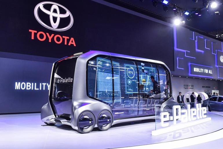 積累·進取·開放 從電動化看豐田未來移動出行