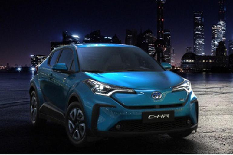 设计全面革新 丰田发布六款新电动概念车