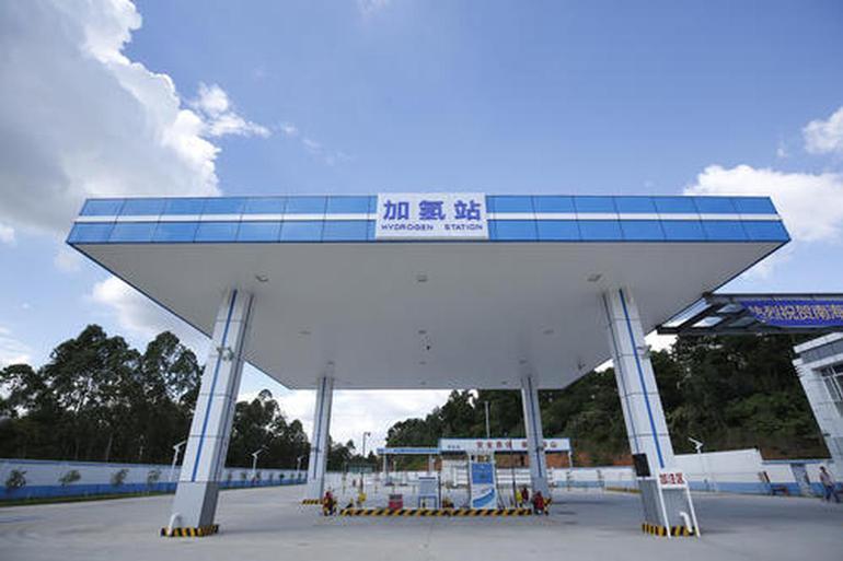 加氢站建设潮涌:广州也来了,一大波省市都已加入