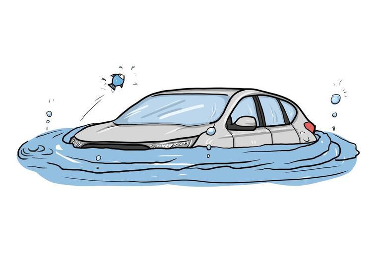 汽车漫报:涨知识!雨天行车完全指南
