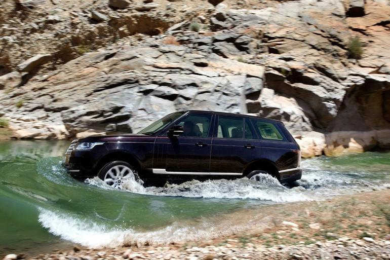 豪华SUV当船开?你的爱车涉水性能又如何