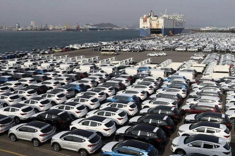 数说 8月国内车市销量下滑6.9% 新能源汽车连续两月销量下滑