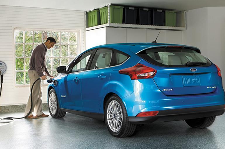 福特将基于大众MEB平台生产多款电动汽车