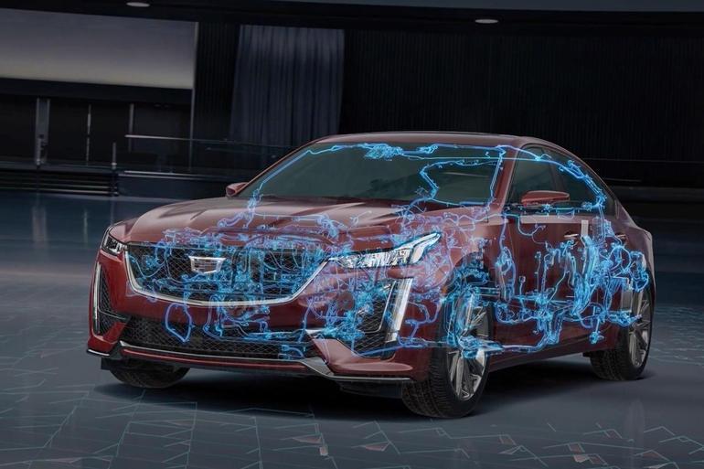 通用汽车全新电子架构 让汽车变得更聪明更安全