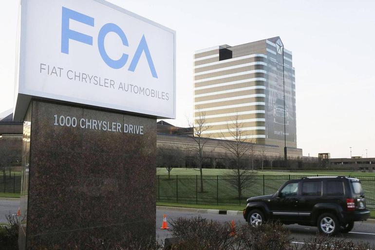 涉嫌销量造假 菲亚特克莱斯勒支付4000万美元和解金