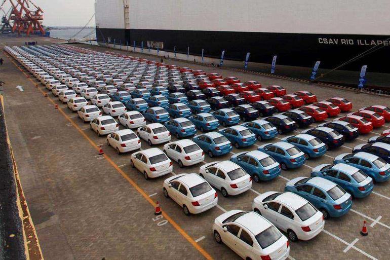 同比、环比双降 9月汽车经销商库存预警指数58.6%