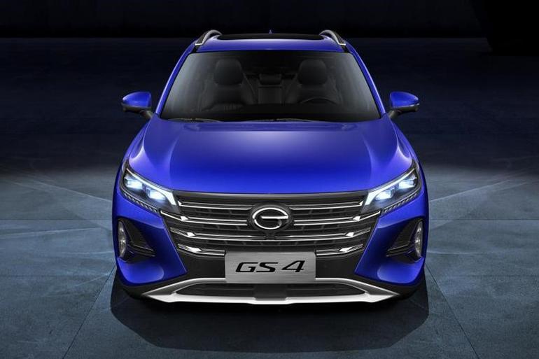 11月正式上市 广汽传祺全新GS4最新消息