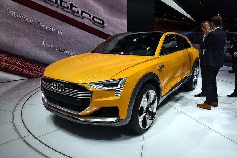 发力氢燃料汽车? 大众宣布开发MPE平台