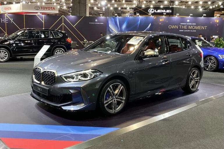 2019澳门车展:新一代宝马M135i亮相